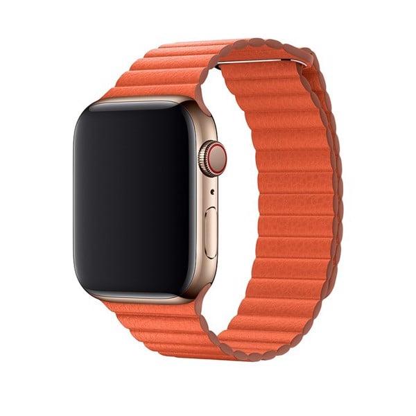 những mẫu dây da đồng hồ Apple Watch đẹp nhất 7