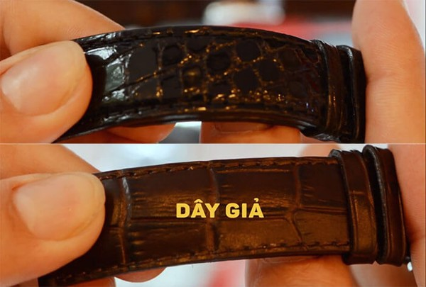 "dây da đồng hồ handmade, ""Tất Tần Tật"" những thông tin về dây da đồng hồ Handmade bạn cần biết"