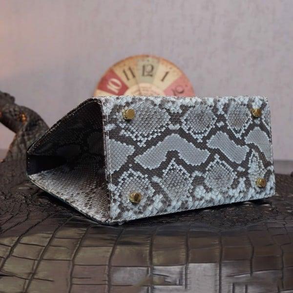 Túi xách nữ da trăn đẹp độc lạ có bán tại Shop Hangdathat.com