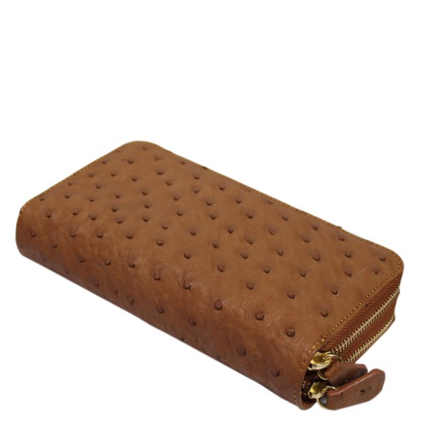 ví làm từ da đà điểu