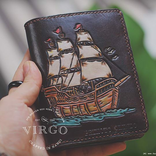 Virgo Handmade Leather