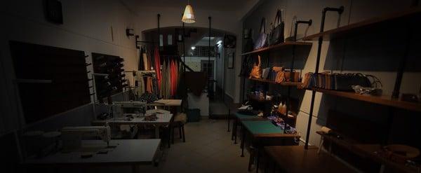 Xưởng sản xuất đồ da giá rẻ 4