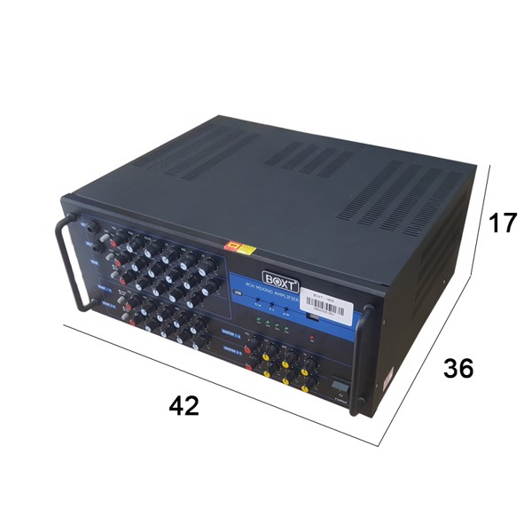 Amply Karaoke BOXT-1605