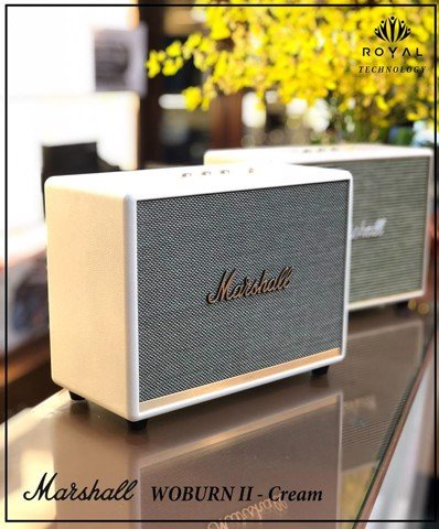 Marshall Woburn II Cream