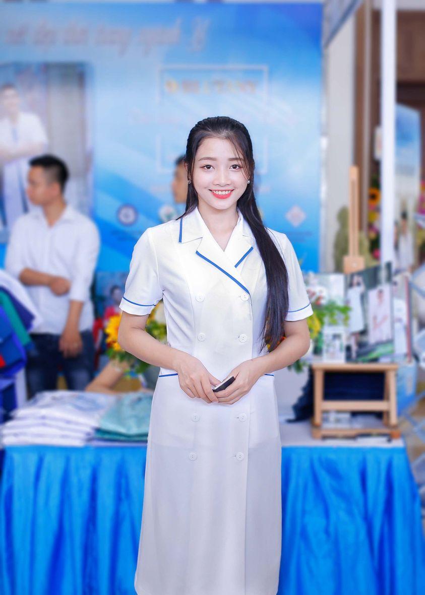 Đồng phục y tế Váy điều dưỡng nữ