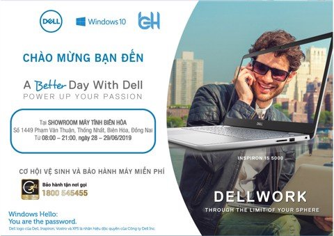 A BETTER DAY WITH DELL AT MTBH