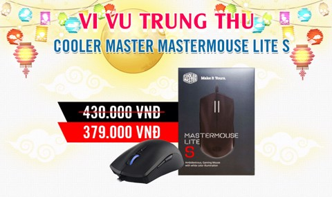TRUNG THU MASTERMOUSE S