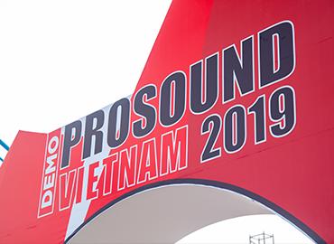 demo prosound 2019 le hoi am nhac va cong nghe lon nhat viet nam