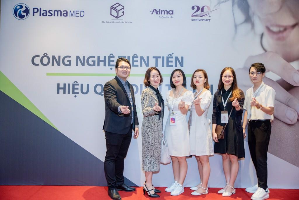 Hội thảo cải tiến công nghệ Pixel Co2 trong điều trị thẩm mỹ