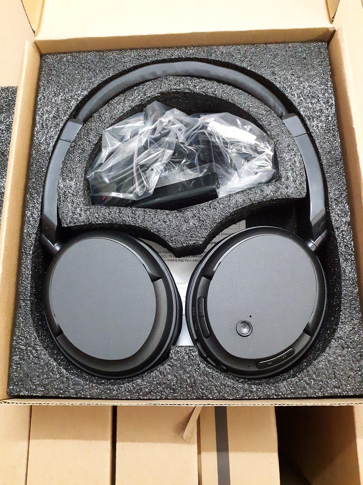 Hướng dẫn sử dụng tai nghe không dây cho tivi 900st