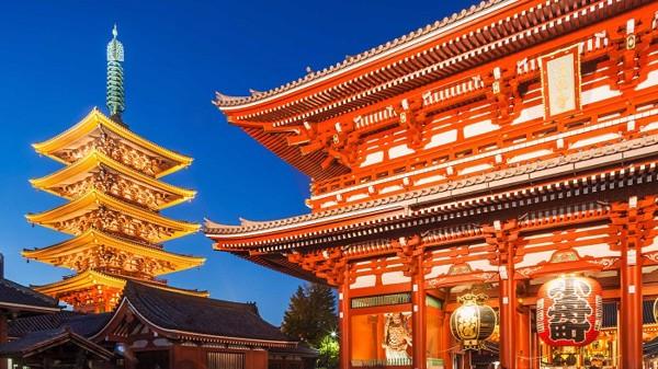 Đền thờ Asakusa