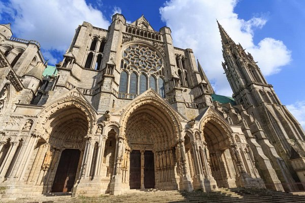 Gothic Cathedral:
