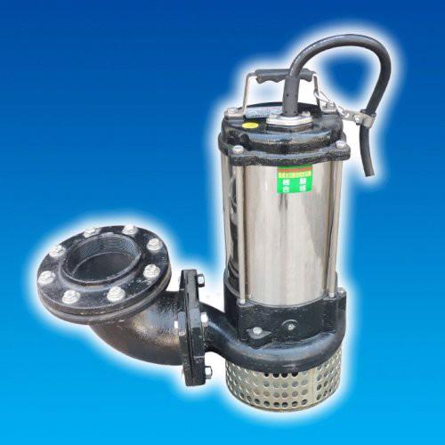 máy bơm chìm nước thải NTP