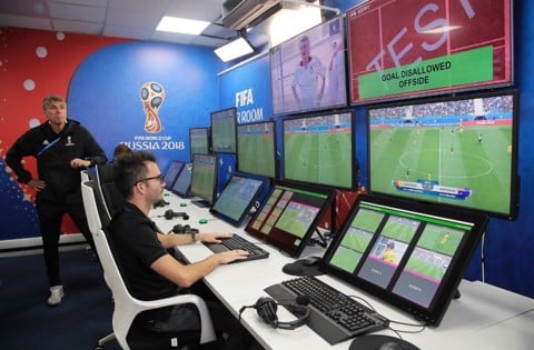 FIFA to be requested to admit the VAR intellectual property right