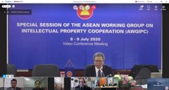 Special Session of the ASEAN Working Group on Intellectual Property Cooperation