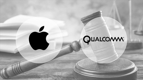 Qualcomm beats Apple in multi-million-dollar patent infringement case
