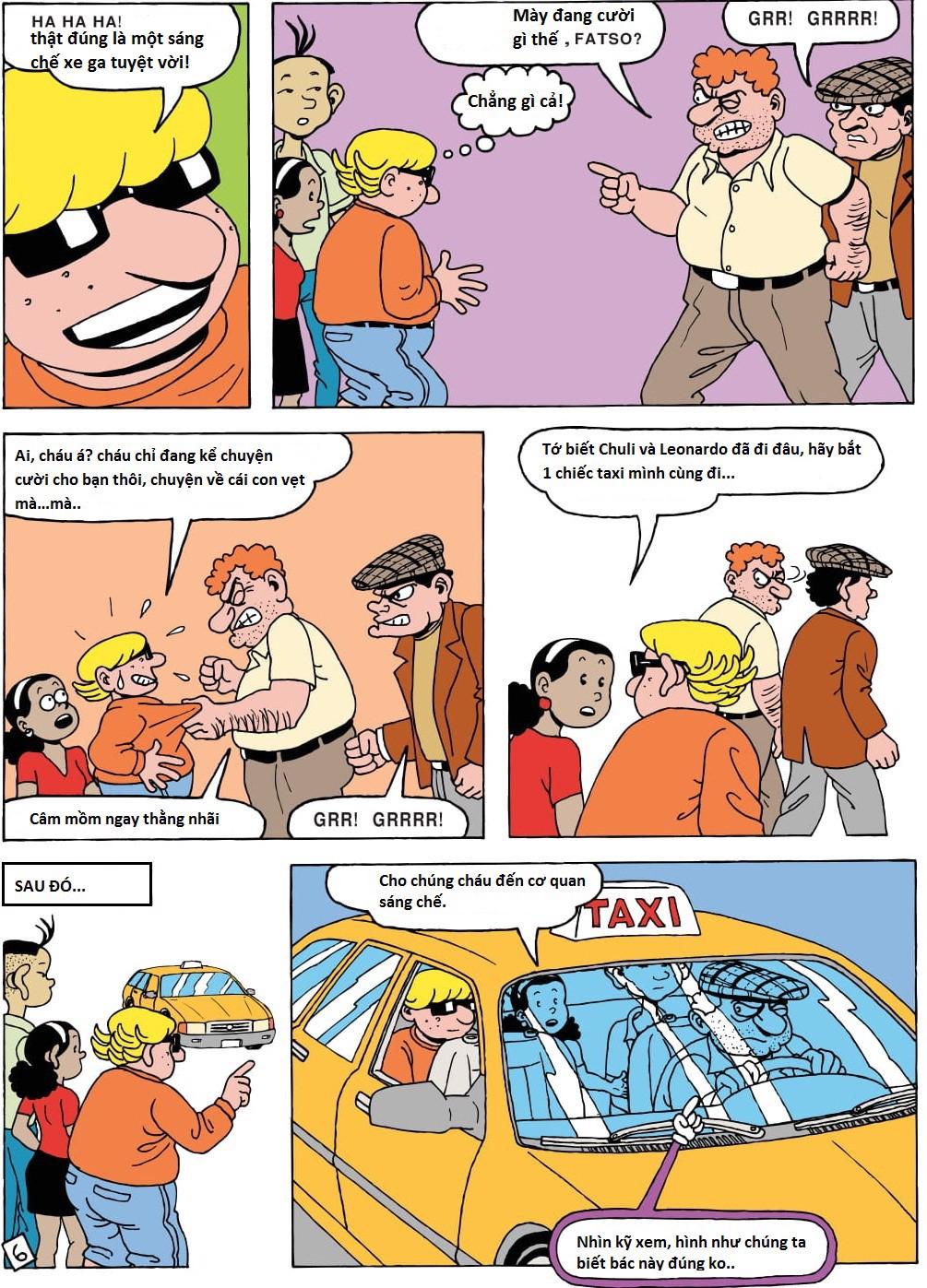 luật sáng chế sở hữu trí tuệ dễ hiểu hoạt hình