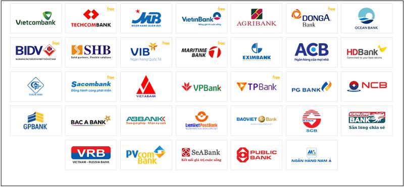 Các ngân hàng Việt Nam bạn có thể đổi tiền