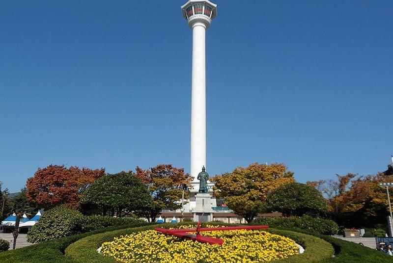 Tháp Busan