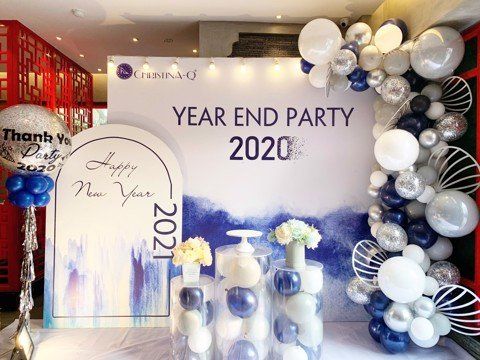 【 YEAR END PARTY 2020 】CHRISTINA-Q: TIỆC TẤT NIÊN