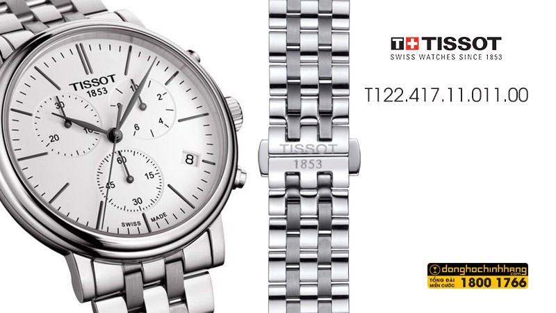 Đồng hồ Tissot T122.417.11.011.00