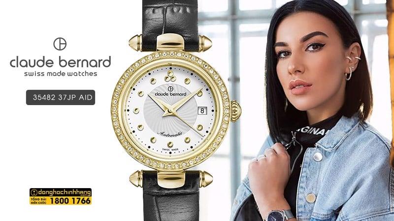 Đồng hồ Claude Bernard 35482 37JP AID