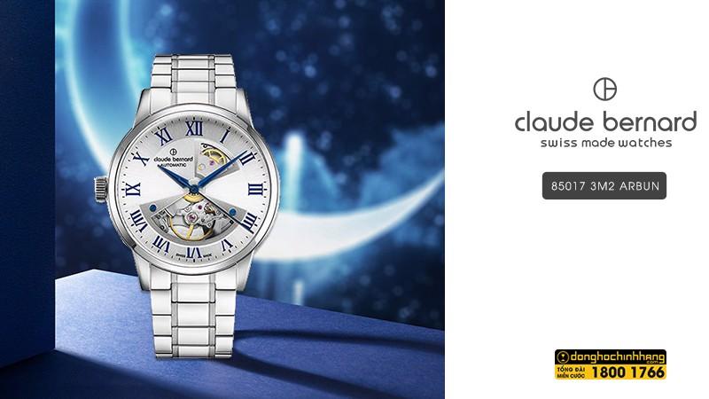 Đồng hồ Claude Bernard 85017 3M2 ARBUN