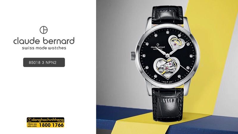 Đồng hồ Claude Bernard 85018 3 NPN2
