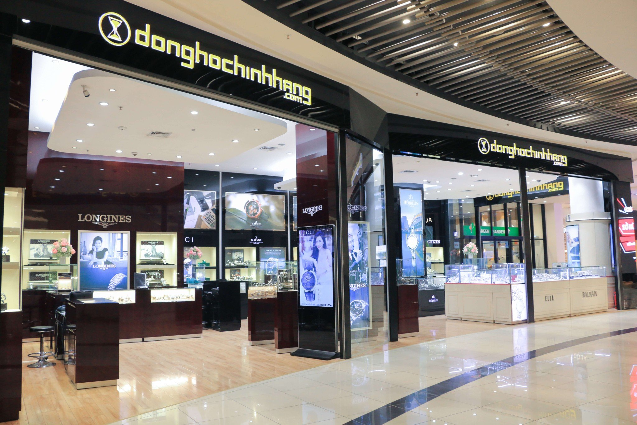 Showroom Donghochinhhang.com – Aeon Mall Long Biên