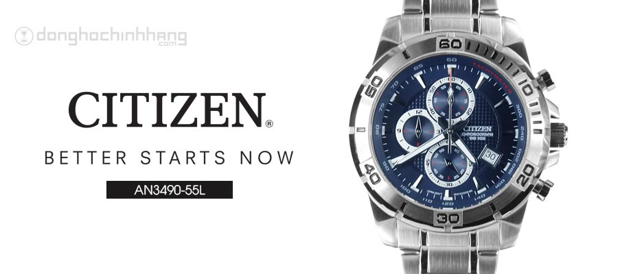 Citizen AN3490-55L