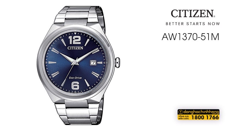 Đồng hồ Citizen AW1370-51M
