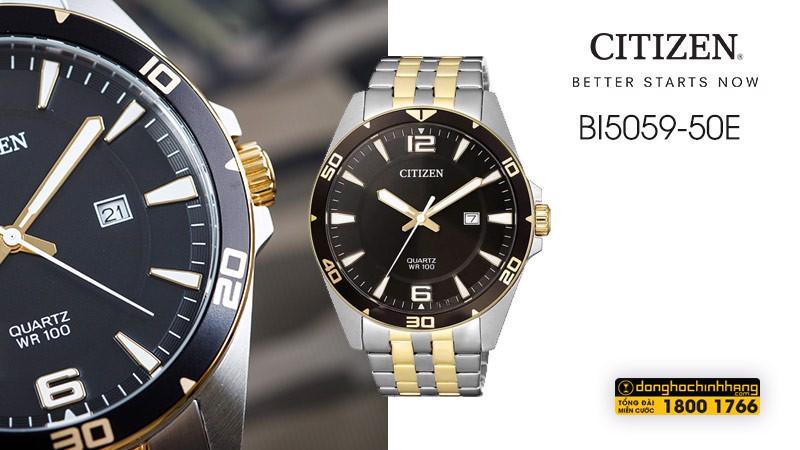 Đồng hồ Citizen BI5059-50E