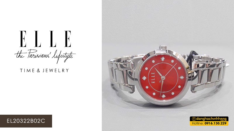 Đồng hồ Elle EL20322B02C