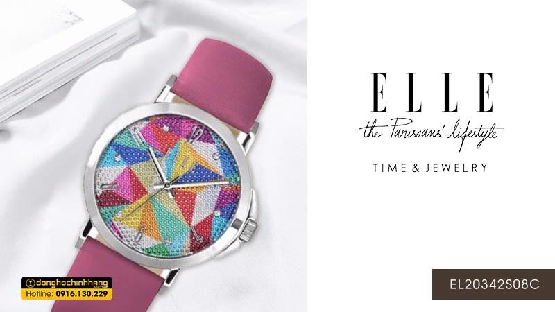 Đồng hồ Elle EL20342S08C