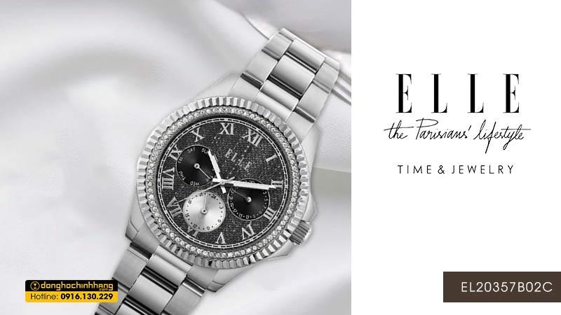 Đồng hồ Elle EL20357B02C
