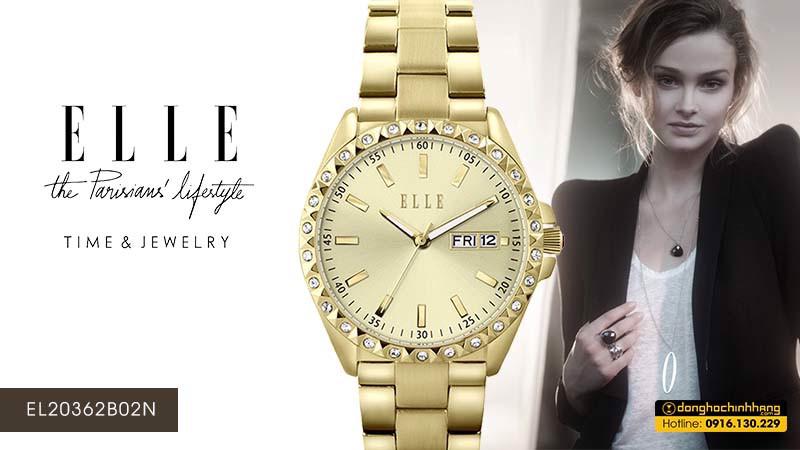 Đồng hồ Elle EL20362B02N