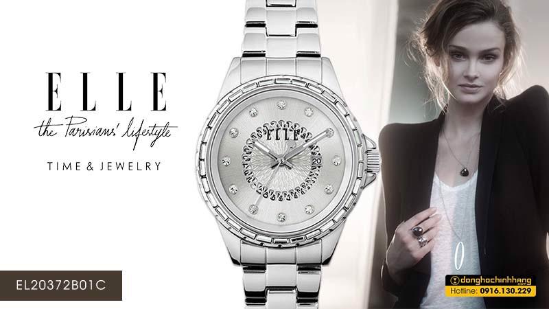 Đồng hồ Elle EL20372B01C