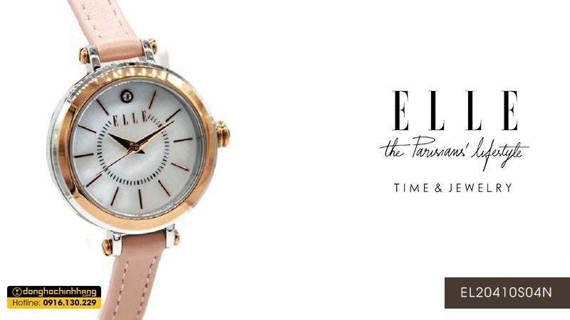 Đồng hồ Elle EL20410S04N