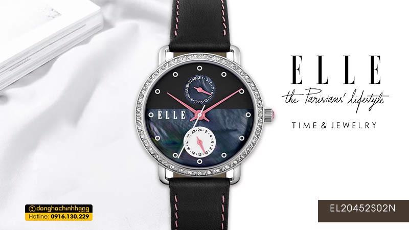 Đồng hồ Elle EL20452S02N
