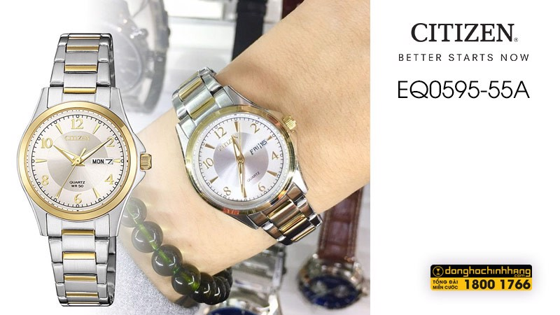 Đồng hồ Citizen EQ0595-55A