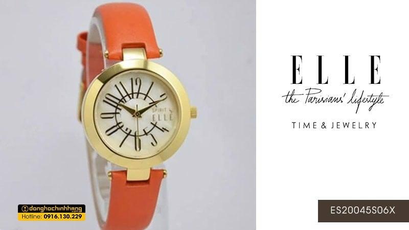 Đồng hồ Elle ES20045S06X
