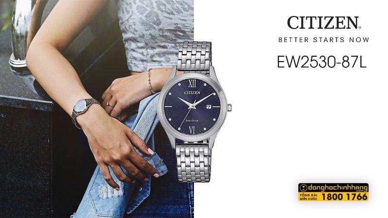 Đồng hồ Citizen EW2530-87L