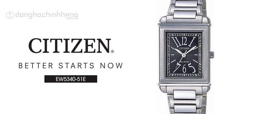 Citizen EW5340-51E
