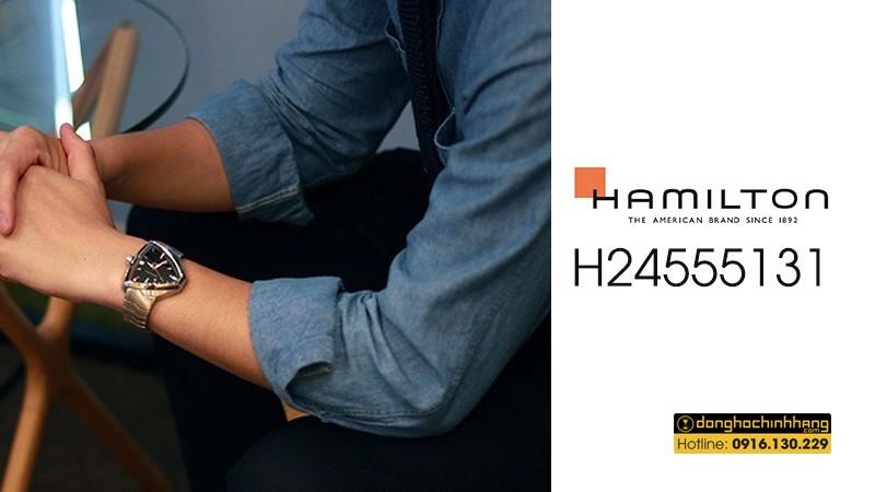 Đồng hồ Hamilton H24555131
