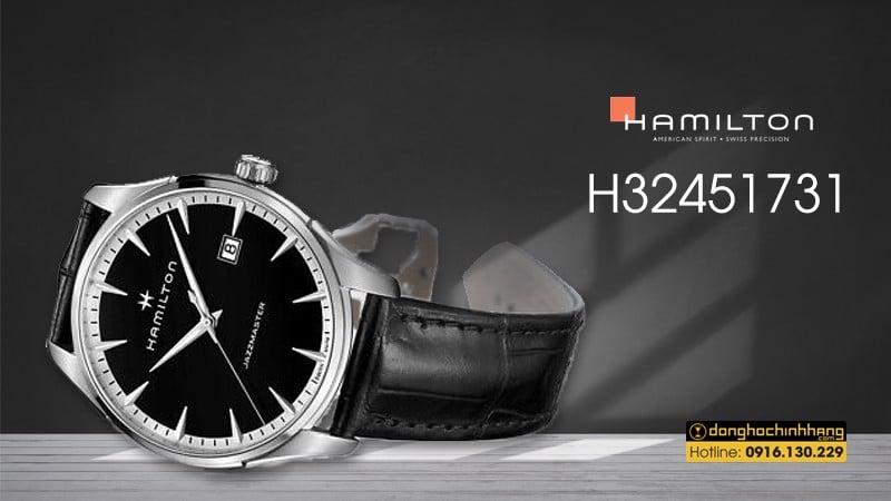 Đồng hồ Hamilton H32451731