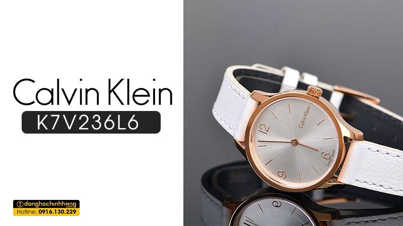 Đồng hồ Calvin Klein K7V236L6