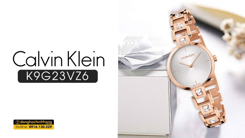 Đồng hồ Calvin Klein K9G23VZ6