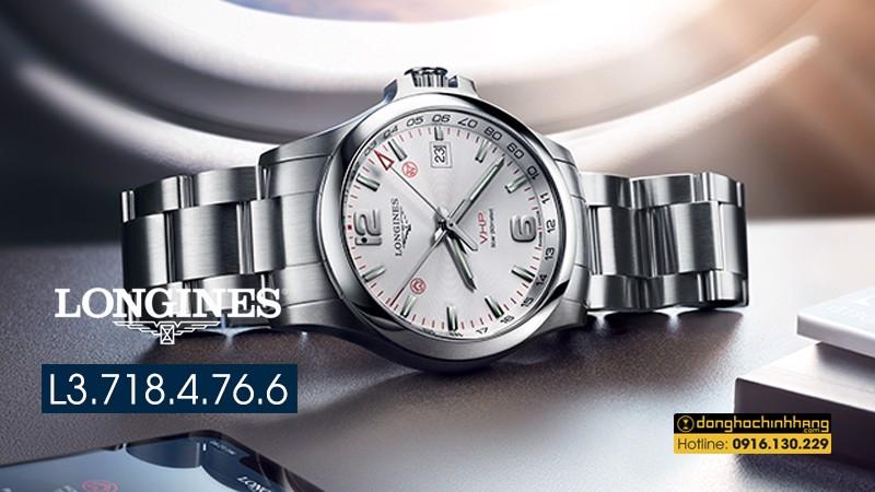 Đồng hồ Longines L3.718.4.76.6
