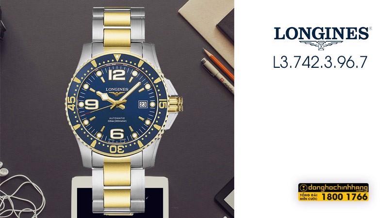 Đồng hồ Longines L3.742.3.96.7