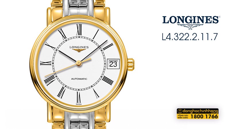 Đồng hồ Longines L4.322.2.11.7